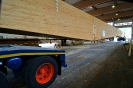 Sondertransport der Leimbinder