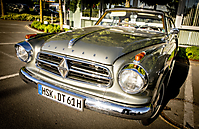 Team Wienand/Schmidt - Borgward Isabella Coupe - 1960 - 4 Zylinder - 75 PS