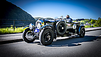 Bentley 4,5 Le Mans - 1928 - 4 Zylinder - 115 PS
