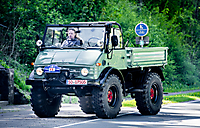 Team Hellermann - Mercedes Benz Unimog 406 - 1973 - 6 Zylinder - 84 PS