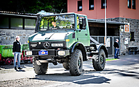 Team Frank Knoche - Mercedes Benz Unimog U1000 - 1981 - 6 Zylinder - 95 PS