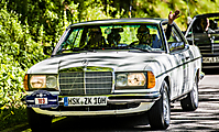 Team K.Middel - Mercedes Benz 280 CE - 1983 - 6 Zylinder - 185 PS