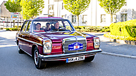 Team Lingenauber - Mercedes Benz 200 - 1970 - 95 PS